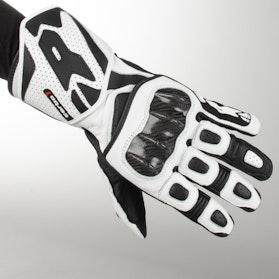 Rękawice Spidi Carbo 1 Rękawice Czarno-Białe