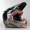 Kask Cross Bell Moto-9 Flex Hound Czarno-Brązowy