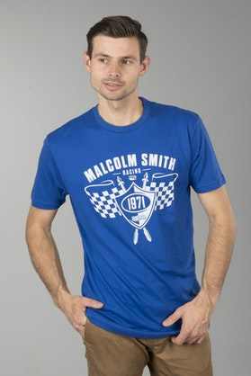 T-Shirt MSR Crest Royal
