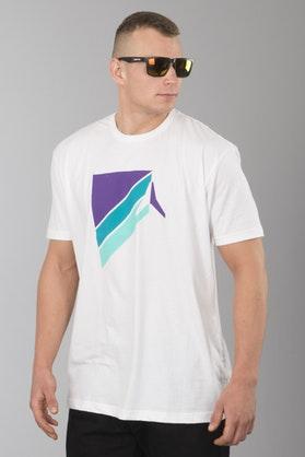 T-Shirt Alias Divider Biały