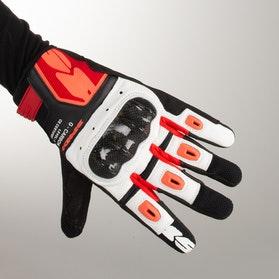 Rękawice Spidi G-Carbon Czarno-Czerwone