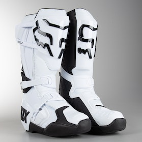 Fox 180 MX Boots White MX 18