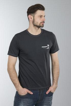 Koszulka Spidi Waves Antracytowa