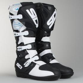 Cross støvler Sidi X-Treme SRS Hvid-Sort