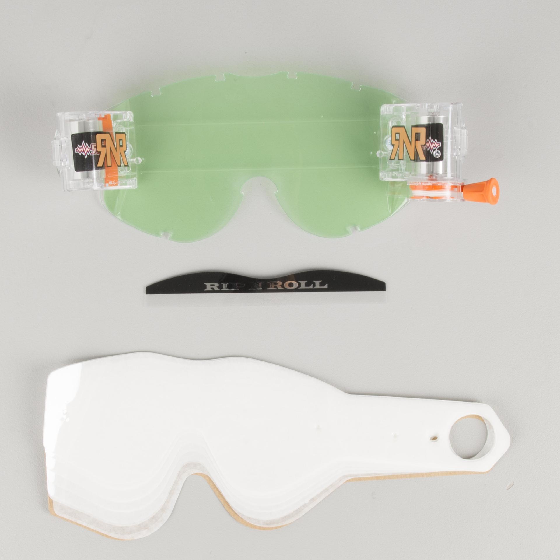 Progrip Tear Offs 10PK Tearoffs Fit all Progrip goggles