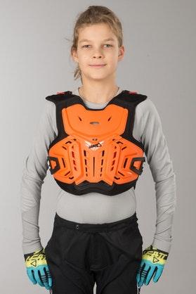 Brynje Leatt 4.5 Junior, Orange
