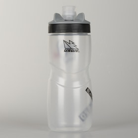 USWE Black Eye 620 Water Bottle Black