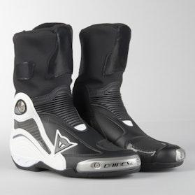 Buty Motocyklowe Dainese Axial D1 Czarno-Białe