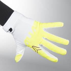 Alias AKA Lite Classic Gloves White-Yellow