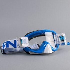 Gogle Rip N Roll Hybrid TVS, niebieskie