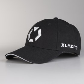 XL MOTO Podium Cap Grey