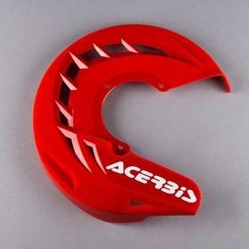 Chránič Brzdového Kotouče Přední Acerbis X-Brake Červená