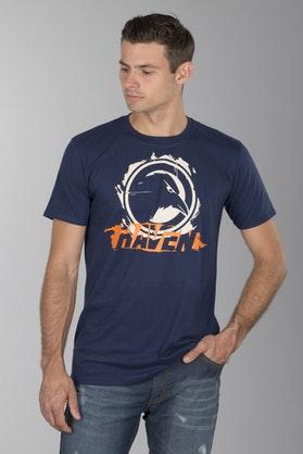 Koszulka Raven Strike niebieska