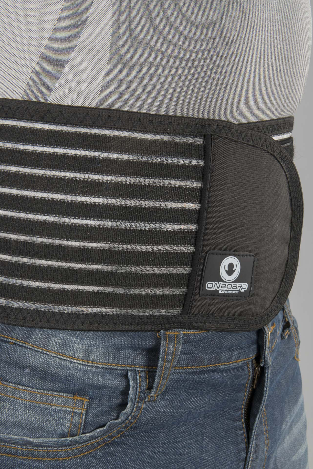 IXS Hilo Kidney Belt Black, Large