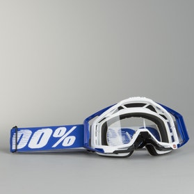 100% Racecraft Goggles Cobalt Blue