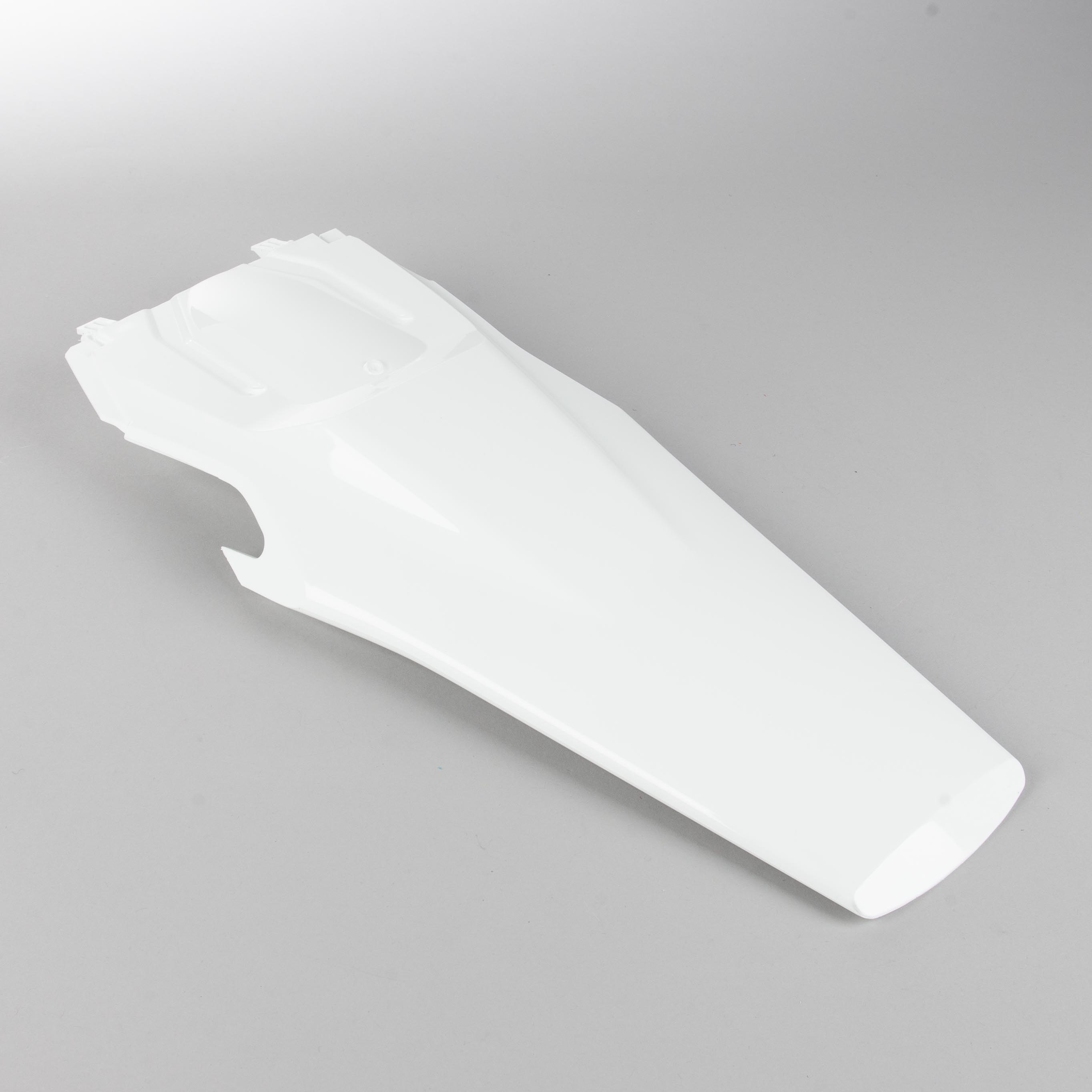 White Acerbis Rear Fender