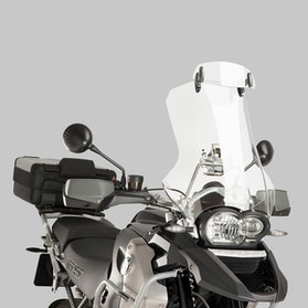 Regulowany Deflektor do Szyb i Owiewek Puig 90x230mm Przezroczysty
