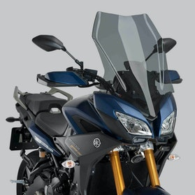 Owiewka Puig Touring Yamaha Ciemna Przydymiona