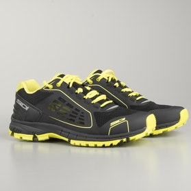 Sidi Approach - Black-Fluorescent Yellow