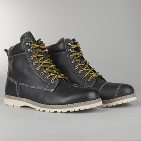 IXS Tabor Black MC Boots