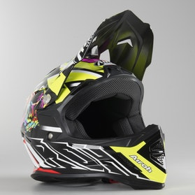 Airoh Archer Mistery Kid's MX Helmet Gloss