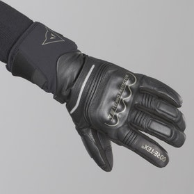 "Dainese Universe ""Gore Grip"" Gore-Tex® Gloves Black"