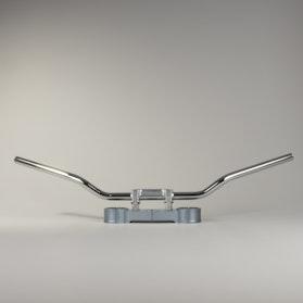 Kierownica Fehling Superbike LN 45 Chromowana 22mm