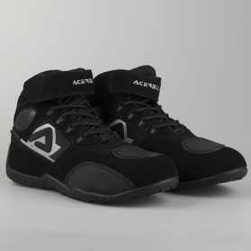 Acerbis Walky WP MC Shoes Black