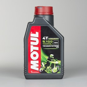 Motul 5100 4T 1L Oil Semi-synthetic