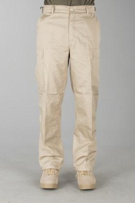 Kalhoty Brandit US Ranger Hose Béžová