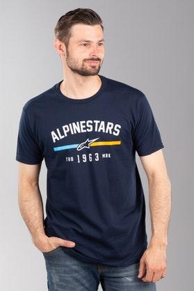 Koszulka Alpinestars Betterness Granatowa