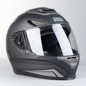 IXS 315 2.0 Integral Helmet Matte Black-Anthracite-Grey