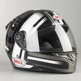 Kask Bell RS2 Tactical Biało-Czarny