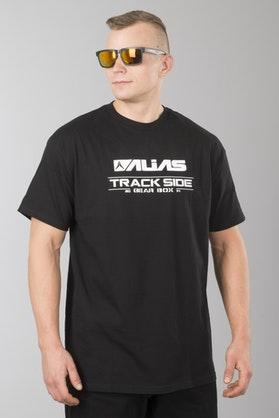 T-Shirt Alias 14 Gearbox Czarny
