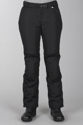 spodnie Długie IXS Aurora Czarny Kobieta