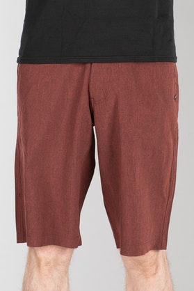 Fox Essex Tech Stretch Shorts Cranberry