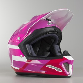 Hjelm HJC CL-XY II Argos Junior MC8, Pink