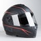 IXS 1100 2.1 Integral Helmet Matte Black-Red