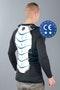 Ochraniacz pleców Revit Tryonic B.Protector Feel 3.7 biało-niebieski