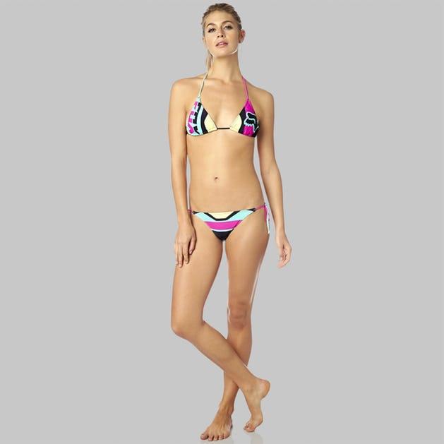 Bikinitop Fox Stereo Triangle, Pink