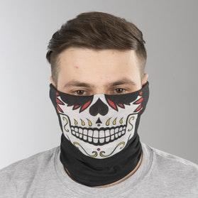 Nákrčník Course Mexi Skull