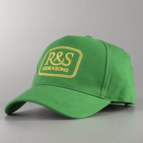 Cap Ride&Sons Clutch Classic Grøn
