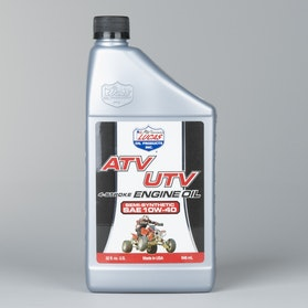 Lucasoil Semi Synthetic ATV Oil 10W40 engine oil