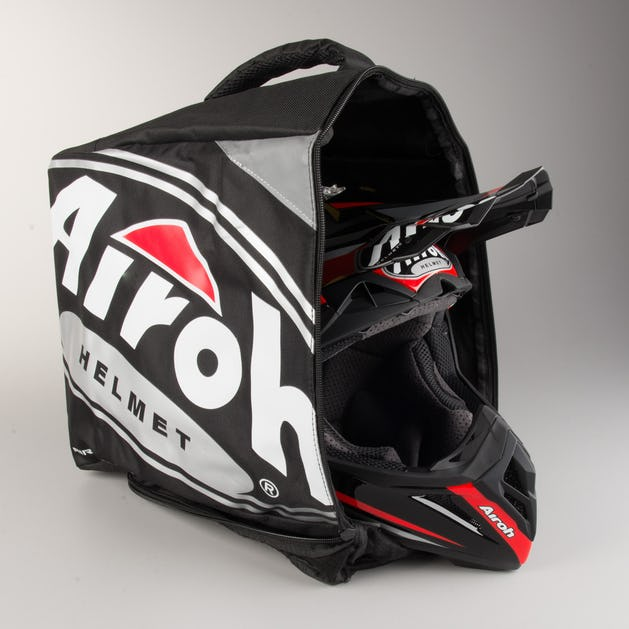 Airoh Aviator 2.2 Warning Red Gloss