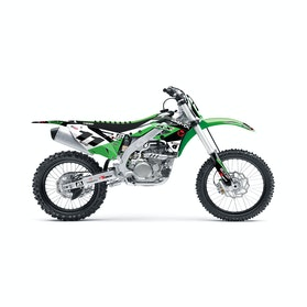 24MX Enjoy Kawasaki Decal Kit