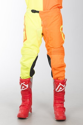 Acerbis Eclipse MX Trousers Fluo Yellow-Orange