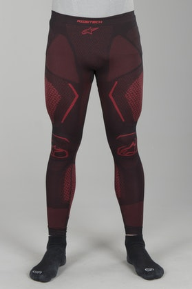 Alpinestars Race Tech Baselayer Pants Red