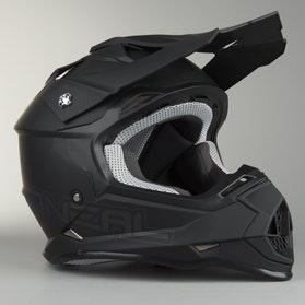 MX Helma O'Neal 2-Series RL Flat Černá