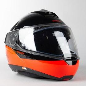 Kask Schuberth C4 Pro Swipe Pomarańczowy