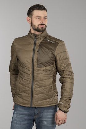 Revit Solar 2 Jacket Black-Olive